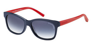 Tommy Hilfiger TH 1073/S 406/08 ORGA B.6BLUE RED (ORGA B.6)