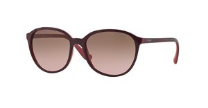 Vogue VO2939SM 229514 PINK GRADIENT BROWNTOP PURPLE/OPAL PINK