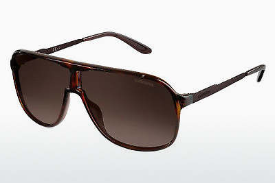 太阳镜 Carrera NEW SAFARI KME/J6 - 哈瓦那, 棕色