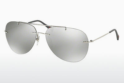 太阳镜 Prada Sport RED FEATHER (PS 50PS 1BC2B0) - 黑色, Steel