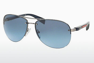 太阳镜 Prada Sport PS 56MS (65) (PS 56MS 5AS5I1) - 银色, Pewter