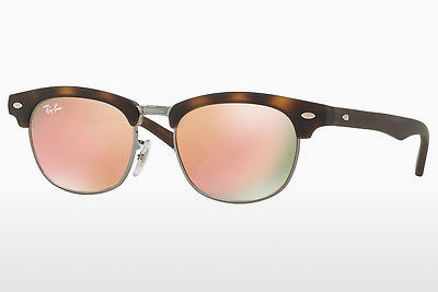 太阳镜 Ray-Ban Junior RJ9050S 70182Y - 棕色, 哈瓦那