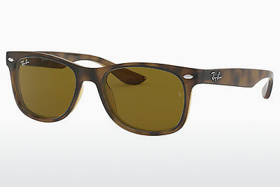 太阳镜 Ray-Ban Junior RJ9052S 152/3 - 棕色, 哈瓦那