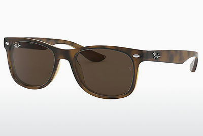 太阳镜 Ray-Ban Junior RJ9052S 152/73 - 棕色, 哈瓦那