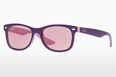 太阳镜 Ray-Ban Junior RJ9052S 179/84 - 紫色, Violet