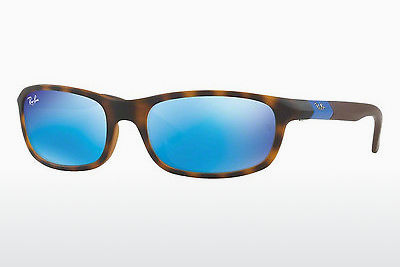 太阳镜 Ray-Ban Junior RJ9056S 702555 - 棕色, 哈瓦那