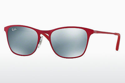 太阳镜 Ray-Ban Junior RJ9539S 256/30 - 红色