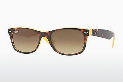 太阳镜 Ray-Ban NEW WAYFARER (RB2132 601485) - 棕色, 哈瓦那