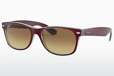 太阳镜 Ray-Ban NEW WAYFARER (RB2132 605485) - 紫色, Bordo