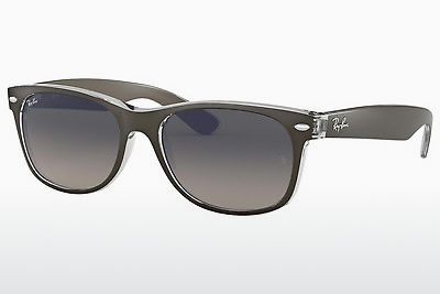 太阳镜 Ray-Ban NEW WAYFARER (RB2132 614371) - 灰色, 透明