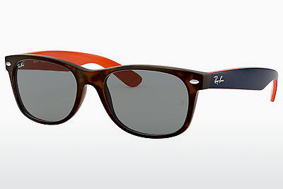 太阳镜 Ray-Ban NEW WAYFARER (RB2132 6180R5) - 棕色, 哈瓦那