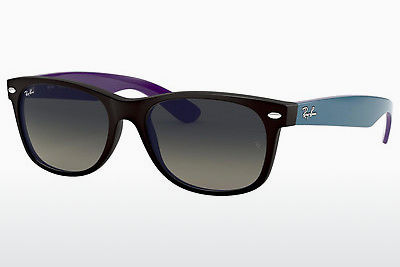 太阳镜 Ray-Ban NEW WAYFARER (RB2132 618371) - 黑色