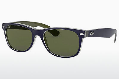 太阳镜 Ray-Ban NEW WAYFARER (RB2132 6188) - 蓝色