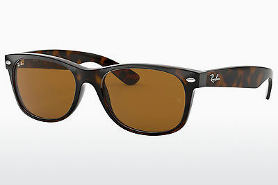 太阳镜 Ray-Ban NEW WAYFARER (RB2132 710) - 棕色, 哈瓦那