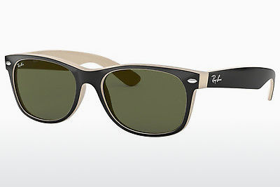 太阳镜 Ray-Ban NEW WAYFARER (RB2132 875) - 黑色, 白色