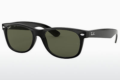 太阳镜 Ray-Ban NEW WAYFARER (RB2132 901/58) - 黑色