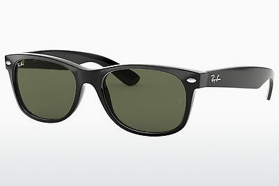 太阳镜 Ray-Ban NEW WAYFARER (RB2132 901) - 黑色