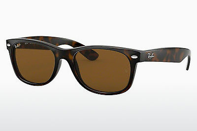 太阳镜 Ray-Ban NEW WAYFARER (RB2132 902/57) - 棕色, 哈瓦那