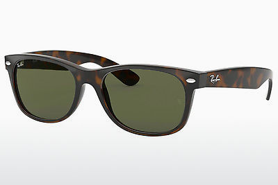 太阳镜 Ray-Ban NEW WAYFARER (RB2132 902L) - 棕色, 龟壳