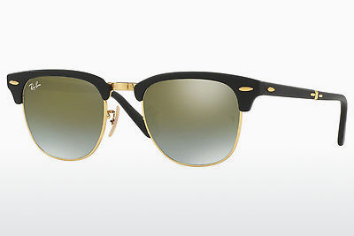 太阳镜 Ray-Ban CLUBMASTER FOLDING (RB2176 901S9J) - 黑色