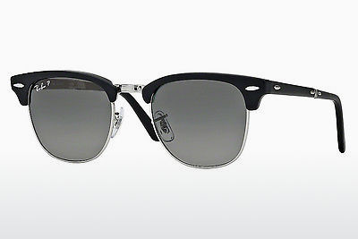 太阳镜 Ray-Ban CLUBMASTER FOLDING (RB2176 901SM8) - 黑色