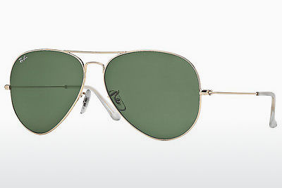 太阳镜 Ray-Ban AVIATOR LARGE METAL (RB3025 001) - 金色