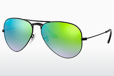 太阳镜 Ray-Ban AVIATOR LARGE METAL (RB3025 002/4J) - 黑色