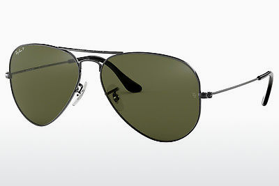 太阳镜 Ray-Ban AVIATOR LARGE METAL (RB3025 004/58) - 灰色, 紫铜色