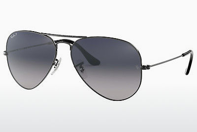 太阳镜 Ray-Ban AVIATOR LARGE METAL (RB3025 004/78) - 灰色, 紫铜色