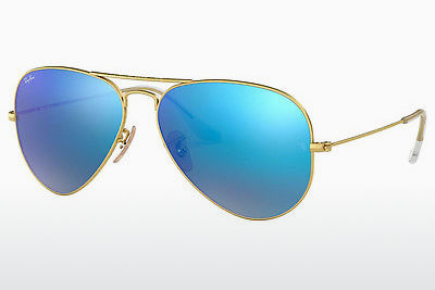 太阳镜 Ray-Ban AVIATOR LARGE METAL (RB3025 112/17) - 金色