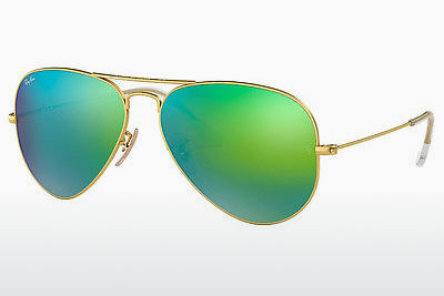 太阳镜 Ray-Ban AVIATOR LARGE METAL (RB3025 112/19) - 金色