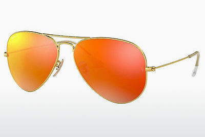 太阳镜 Ray-Ban AVIATOR LARGE METAL (RB3025 112/4D) - 金色