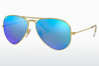太阳镜 Ray-Ban AVIATOR LARGE METAL (RB3025 112/4L) - 金色