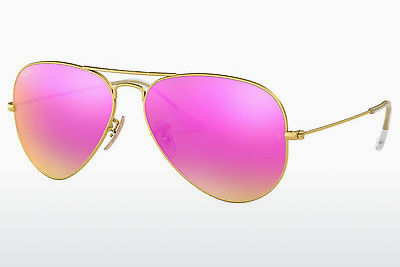 太阳镜 Ray-Ban AVIATOR LARGE METAL (RB3025 112/4T) - 金色