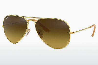 太阳镜 Ray-Ban AVIATOR LARGE METAL (RB3025 112/85) - 金色