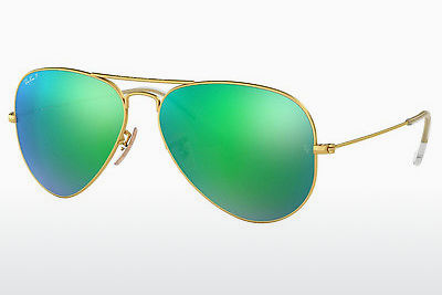 太阳镜 Ray-Ban AVIATOR LARGE METAL (RB3025 112/P9) - 金色