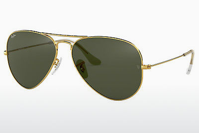 太阳镜 Ray-Ban AVIATOR LARGE METAL (RB3025 L0205) - 金色