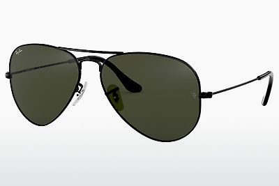 太阳镜 Ray-Ban AVIATOR LARGE METAL (RB3025 L2823) - 黑色