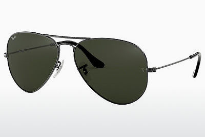 太阳镜 Ray-Ban AVIATOR LARGE METAL (RB3025 W0879) - 灰色, 紫铜色