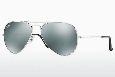 太阳镜 Ray-Ban AVIATOR LARGE METAL (RB3025 W3275) - 银色