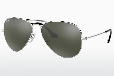 太阳镜 Ray-Ban AVIATOR LARGE METAL (RB3025 W3277) - 银色