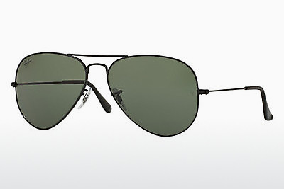 太阳镜 Ray-Ban AVIATOR LARGE METAL (RB3025 W3329) - 黑色