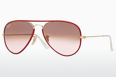 太阳镜 Ray-Ban AVIATOR FULL COLOR (RB3025JM 001/X3) - 金色