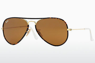 太阳镜 Ray-Ban AVIATOR FULL COLOR (RB3025JM 001) - 金色