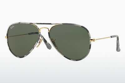 太阳镜 Ray-Ban AVIATOR FULL COLOR (RB3025JM 171) - 金色