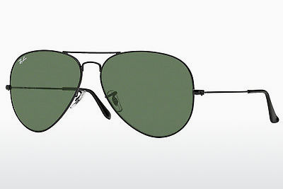 太阳镜 Ray-Ban AVIATOR LARGE METAL II (RB3026 L2821) - 黑色