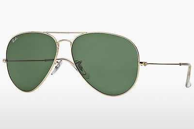 太阳镜 Ray-Ban AVIATOR LARGE METAL II (RB3026 L2846) - 金色