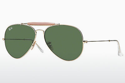 太阳镜 Ray-Ban OUTDOORSMAN II (RB3029 L2112) - 金色