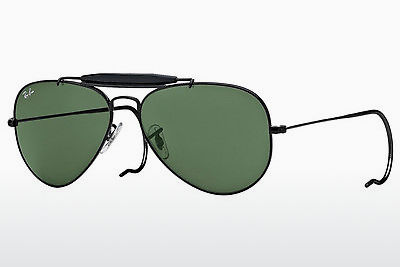 太阳镜 Ray-Ban OUTDOORSMAN (RB3030 L9500) - 黑色