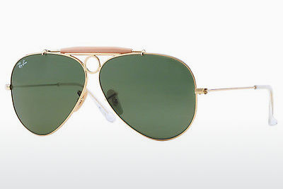 太阳镜 Ray-Ban SHOOTER (RB3138 001) - 金色